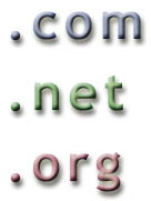 Top Level Domains