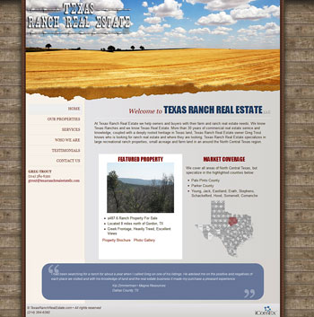Texas Ranch Real Estate