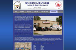 Samson's Advanced Lock & Safe